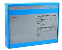 Image 6 for Shimano R785 Di2 Hydraulic STI Lever & Disc Brake Caliper Set (Road & CX)