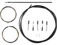 Shimano Dura-Ace R9100 SP41 Polymer-Coated Derailleur Cable Set (Black)