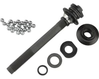 Shimano Complete Front Axle