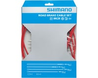 Shimano Road PTFE Brake Cable and Housing Set (Red) | alsopurchased