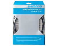 Shimano Road Stainless Brake Cable and Housing Set (Black)