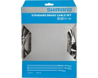 Shimano MTB Stainless Brake Cable and Housing Set (Black) | alsopurchased