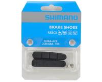 Image 2 for Shimano BR-7900 Cartridge Brake Shoes (R55C3) (Alloy Rims) (2)