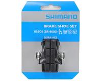Shimano BR-9000 Dura-Ace R55C4 Cartridge-Type Brake Shoes (Pair)