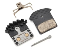 Shimano J04C Disc Brake Pads (XTR/XT/SLX/Alfine) (Sintered)