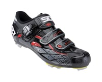 Image 1 for Sidi Spider SRS Carbon Technomicro MTB Shoes (Black)