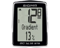 Sigma BC 14.16 STS Cadence Bike Computer (Black) (Wireless) | relatedproducts