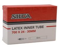Image 2 for Silca Latex Tube (Presta) (700 x 24-30) (42mm)