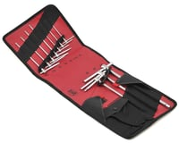Silca T-Handle Folio Hex Key Set