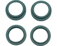 Skf Low-Friction Dust and Oil Seal Kit: Marzocchi 38mm, Fits 2008- Current Forks