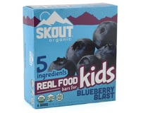 Skout Organic Real Food Bars for Kids  (6 Count) (Blueberry Blast)