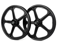"Skyway Tuff Wheel II 20"" Wheel Set (Black) (14mm Rear Axle)"