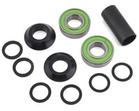 S&M Mid Bottom Bracket Kit (Black Cones)