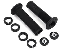 S&M Clamp Down Grips (ODI) (Black) (143mm)