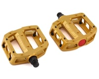 S&M 101 Pedals (Gold) (Pair)