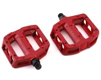 S&M 101 Pedals (Red) (Pair)
