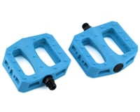 S&M GNS Pedals (Grip N' Slide) (Pair) (Cyan Blue)