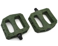 S&M GNS Pedals (Grip N' Slide) (Pair) (Dark Green)