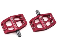 Snafu Anorexic Junior Race Pedal (9/16) (Red)