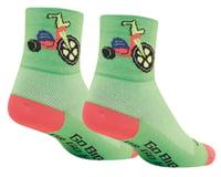 """Sockguy 3"""" Socks (Bigger Wheel)"""