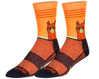 "Sockguy 6"" Socks (No Drama Llama)"