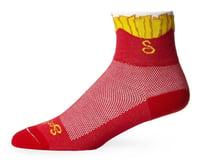 """Image 1 for Sockguy 3"""" Socks (Fries) (S/M)"""
