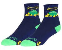 "Sockguy 3"" Socks (Holy Guac)"