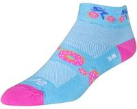 "Image 1 for Sockguy 1"" Socks (Donut Ride) (S/M)"