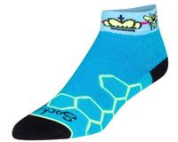 "Image 1 for Sockguy 1"" Socks (Queen Bee) (S/M)"