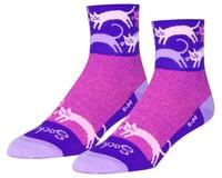 """Image 1 for Sockguy 3"""" Socks (Pounce) (S/M)"""