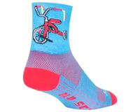 """Image 2 for Sockguy 4"""" Socks (Trike) (S/M)"""