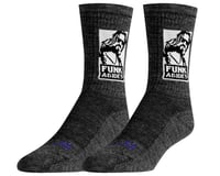 "Sockguy 6"" Wool Socks (Funk Abides)"