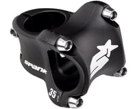 Spank Spike Race 2 Stem (Black) (31.8mm)