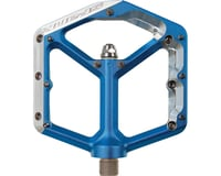 Spank Oozy Trail Flat Pedals, Blue | relatedproducts