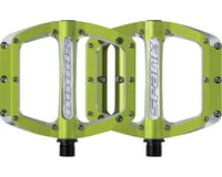 Spank Spoon Medium (100mm) Pedals, Green