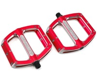 Spank Spoon Large Pedals (110mm) (Red)