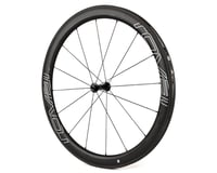 Specialized Roval Rapide CLX 50 Tubular Front Wheel (Satin Carbon/Gloss Black)