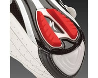 Specialized Replacement Road Shoe Heel Lug (Red/White) (36-37 Regular)