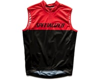 Specialized Men's RBX Sleeveless Jersey (Black/Red Team)