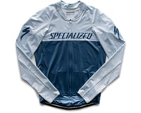 Specialized SL Air Long Sleeve Jersey (Storm Grey/Ice Blue Team) (M)