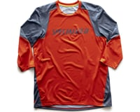 Specialized Enduro 3/4 Jersey (Rocket Red/Storm Grey) (S)