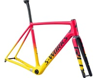 Specialized 2020 S-Works CruX Frameset (GOLDEN YELLOW/VIVID PINK/BLACK)