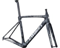 Specialized 2020 S-Works Roubaix - Team Frameset (Satin Black White Team Camo)