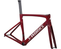 Specialized 2020 S-Works Venge Frameset (GLOSS SPECTRAFLAIR/RED TINT/METALLIC WHITE SILVER)