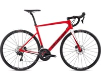 Specialized 2019 Men's Tarmac Disc Sport (Gloss Flo Red/Metallic White/Black)