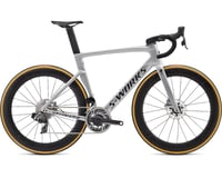 Specialized 2019 S-Works Venge Disc -SRAM eTAP (Gloss Metallic White Silver/Lite Silver Fade)