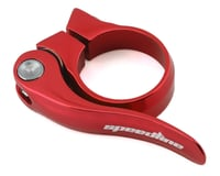 SPEEDLINE Quick Release Seatpost Clamp (Red) (31.8mm) | alsopurchased