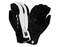 Image 2 for Sportful Doppio Gloves (Black/Silver)