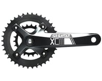 SR Suntour XCM-D Crankset - 170mm, 10-Speed, 36/22t, 104/64 BCD, Shimano Octalin