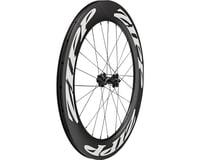 ZIPP 808 Firecrest Carbon Tubeless Front Wheel (700c) (6-Bolt Disc)